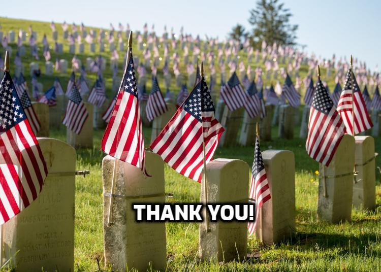 Happy Memorial Day | WednesdayintheWord.com